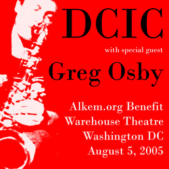 DC Improvisers Collective's Live at Warehouse with Greg Osby